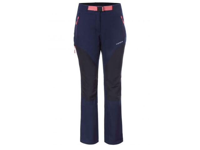 Icepeak Siiri Pantalones Mujer, navy